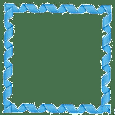 Frame free images toppng. Blue border png