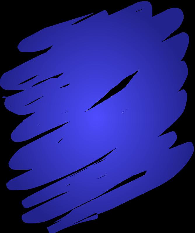 Blue clipart. Blend medium image png