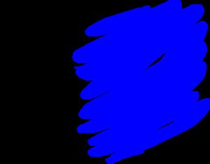 . Blue clipart