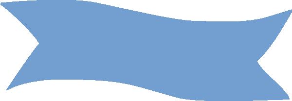 blue clipart banner