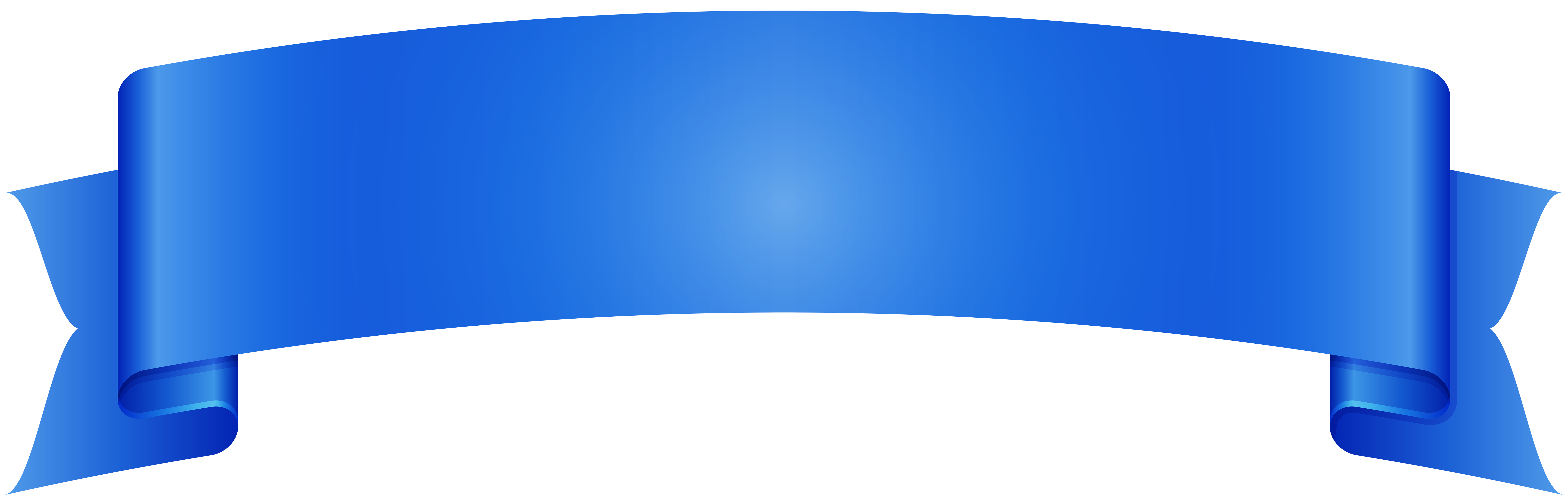 Transparent png image gallery. Blue clipart banner