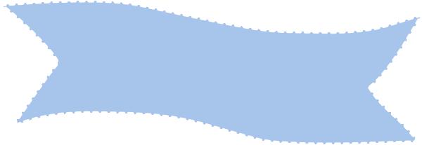 Blue clipart banner. Clip art at clker