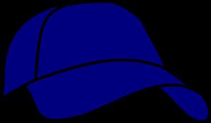 Blue clipart baseball. Cap clip art at