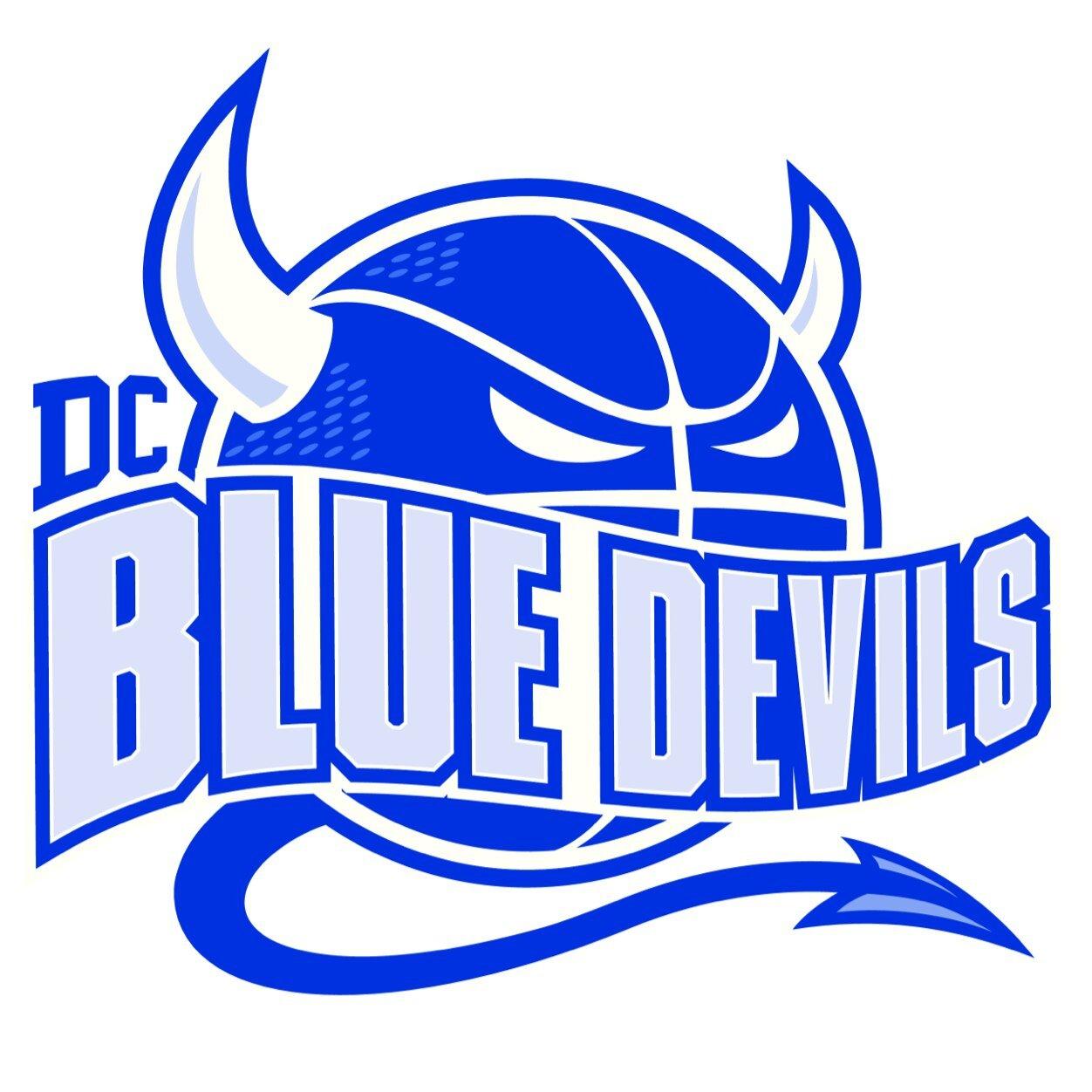 Blue clipart basketball. Dc devils nh dcbluedevilsnh