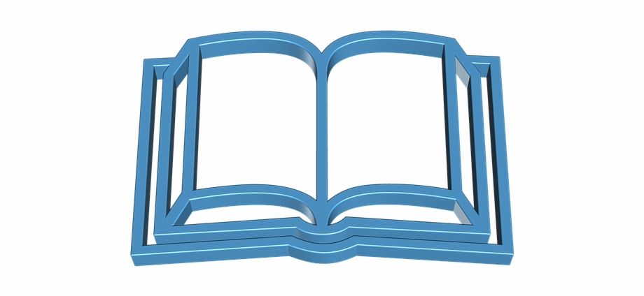 Icon free png images. Blue clipart bible