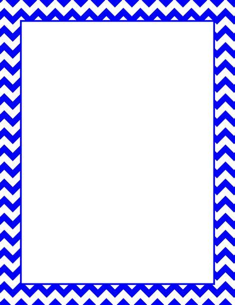 Borders incep imagine ex. Blue clipart boarder