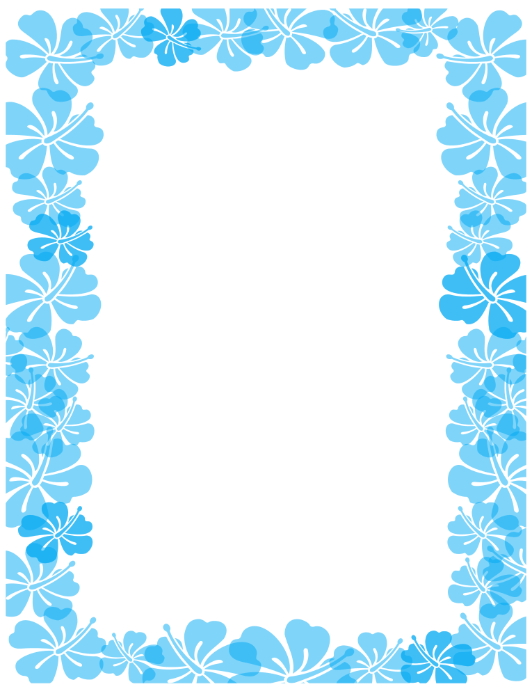 Blue clipart boarder. Border panda free images