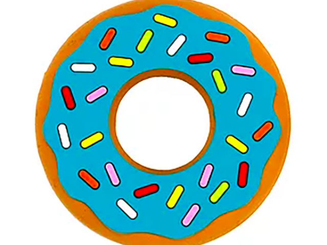 Free doughnut download clip. Donut clipart blue