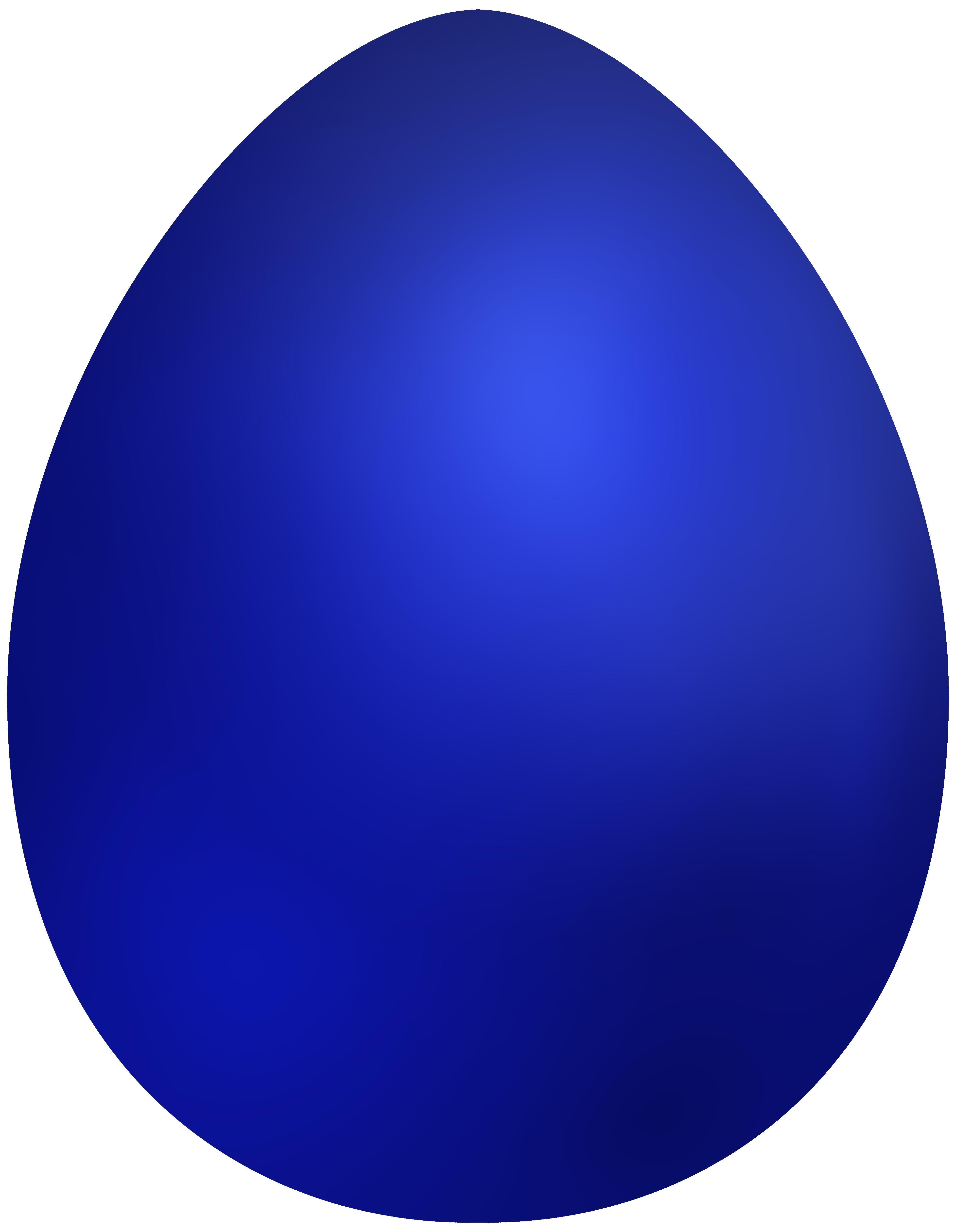 Blue clipart easter egg. Png clip art best