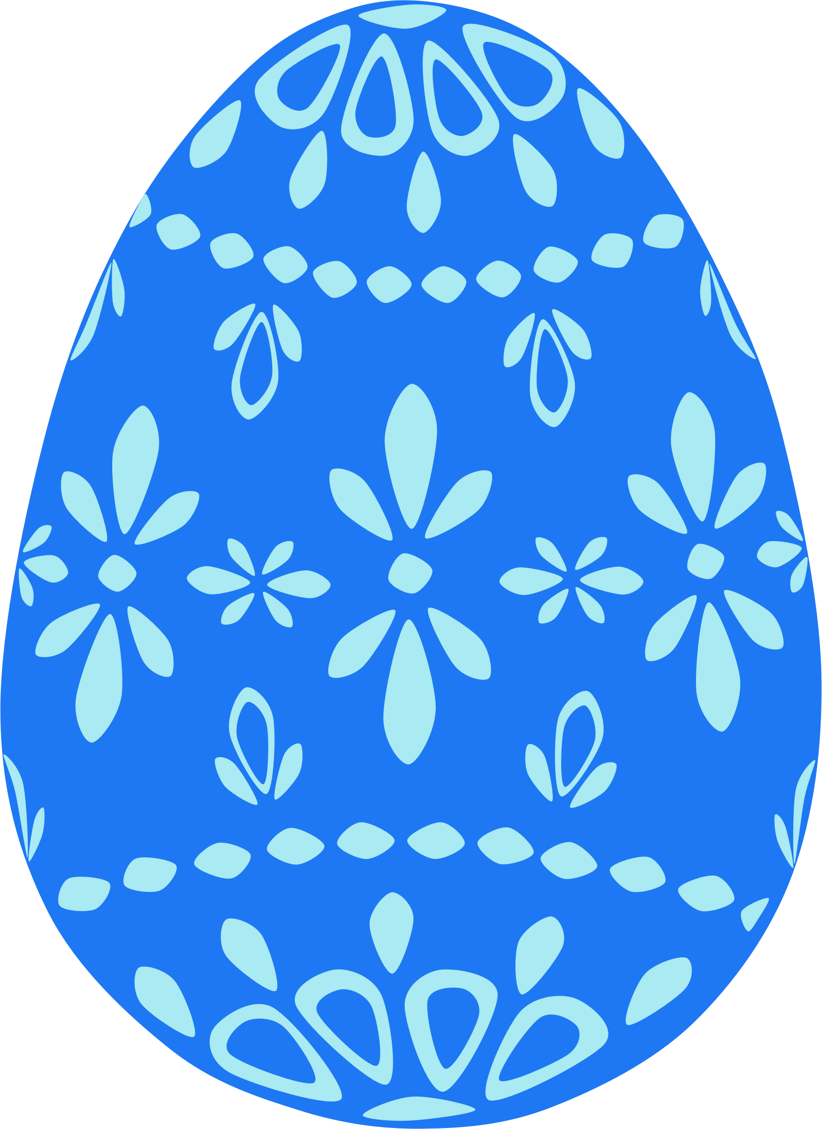 Blue clipart easter egg. Lace big image png