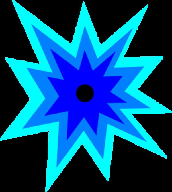 Clipart explosion blast off. Clip art clipartbold clipartcow