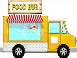 Blue clipart food truck. Jpg