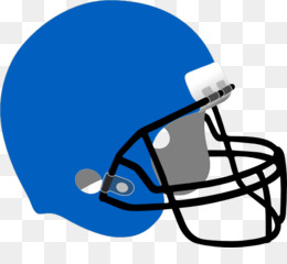 Free download nfl american. Blue clipart football