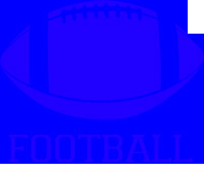 Pre season information leominster. Blue clipart football