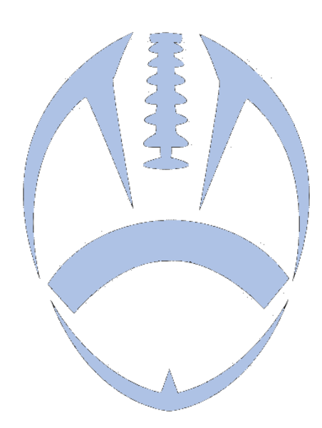 Light cut free images. Blue clipart football