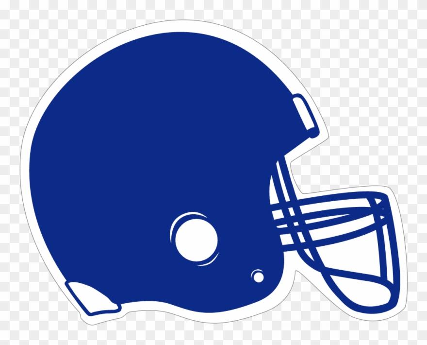 Blue clipart football. Helmet clip art clipartfox