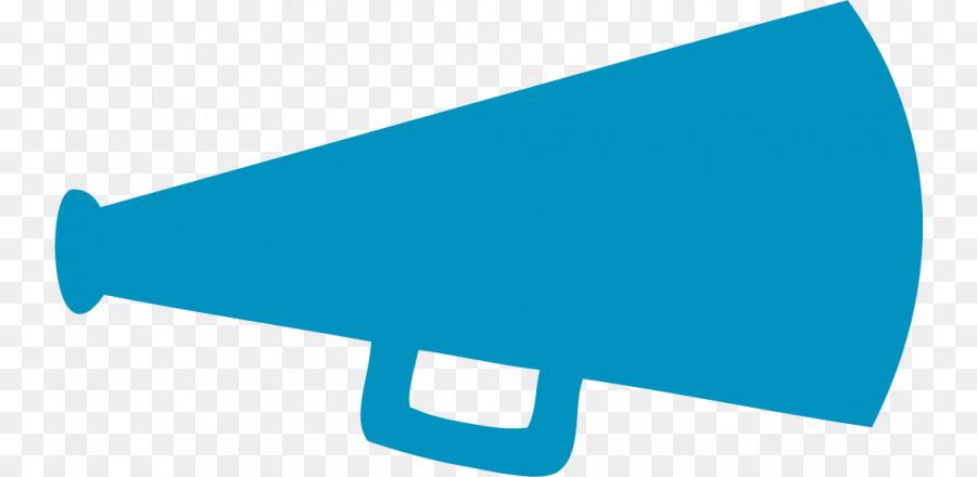 Blue clipart megaphone. Cheerleading free content clip