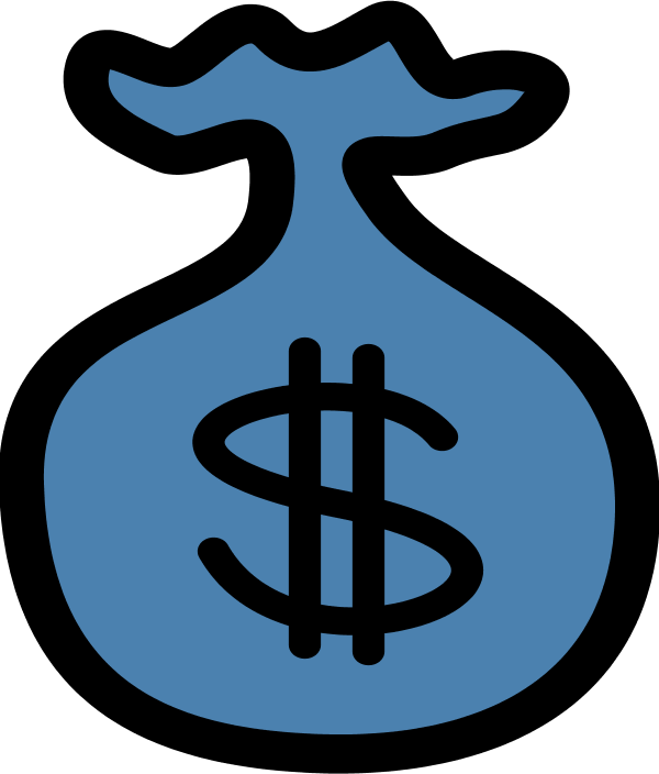 Coloring clipart money.  free download best