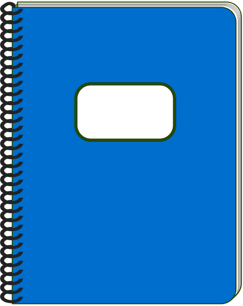 Notebook clipart clip art. Free cliparts download