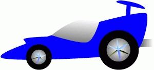 Transparent listmachinepro com hot. Blue clipart race car