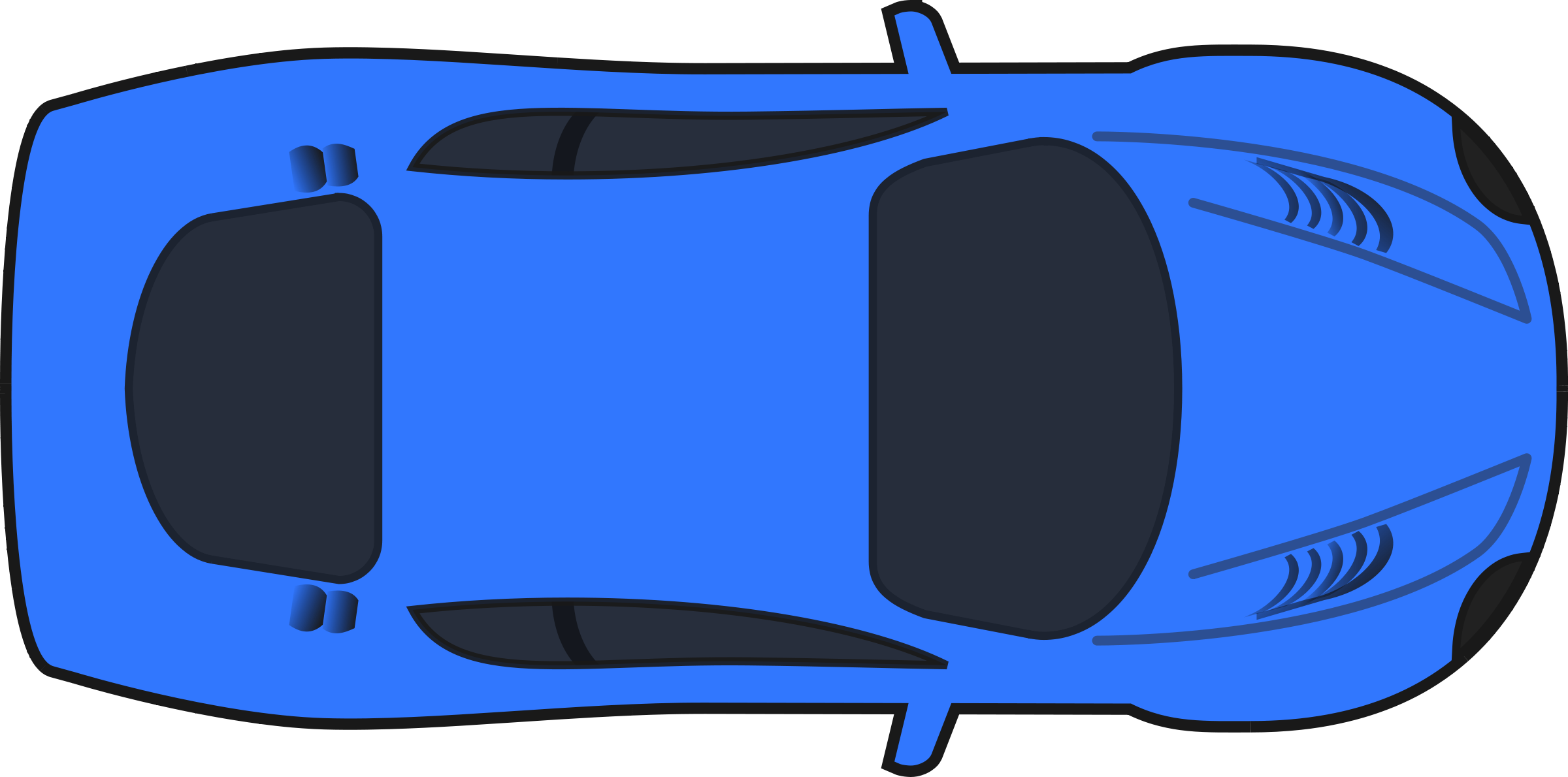Blue clipart race car. Dark racing panda free