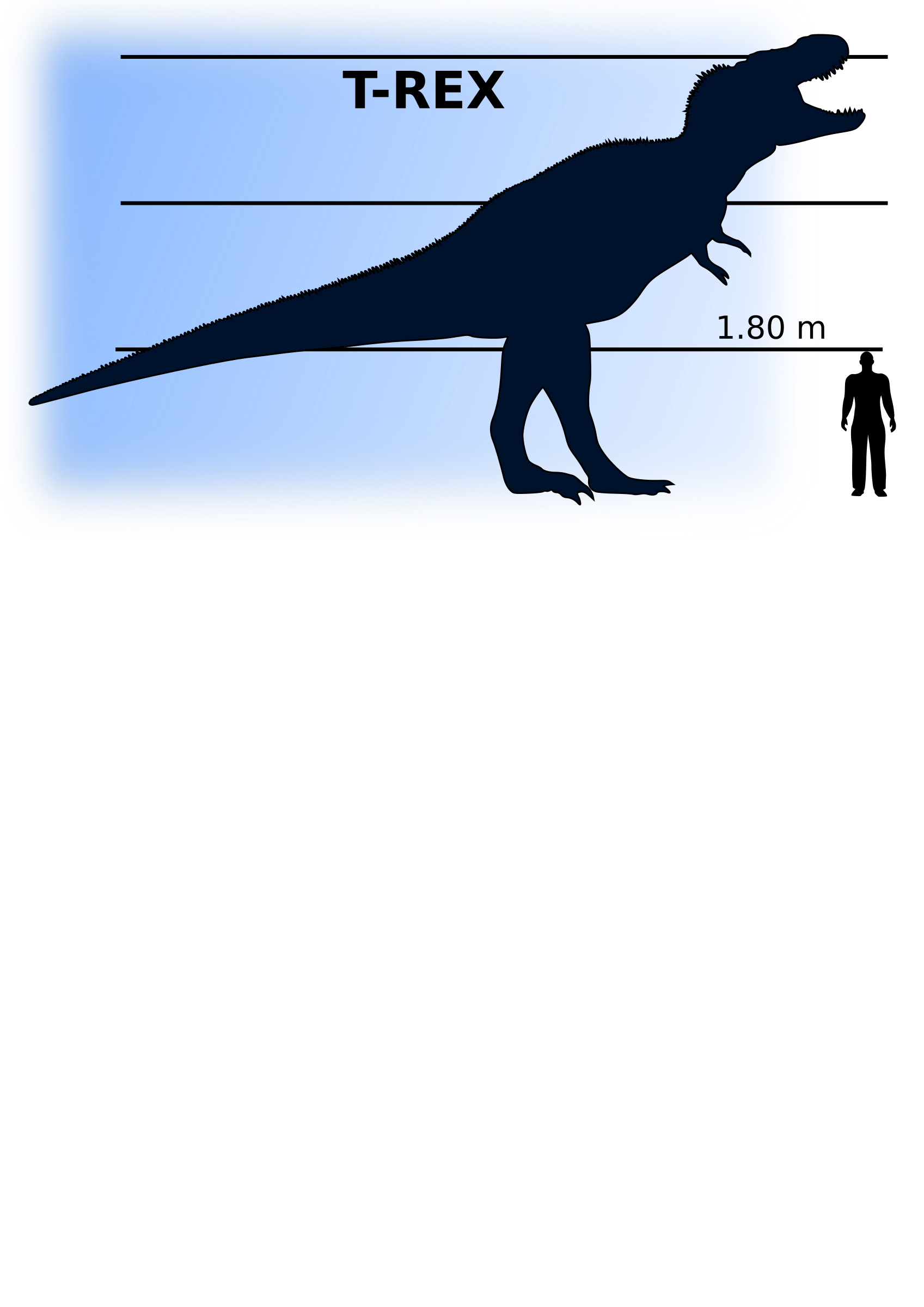 Clipart dinosaur tyrannosaurus rex. T vs man big