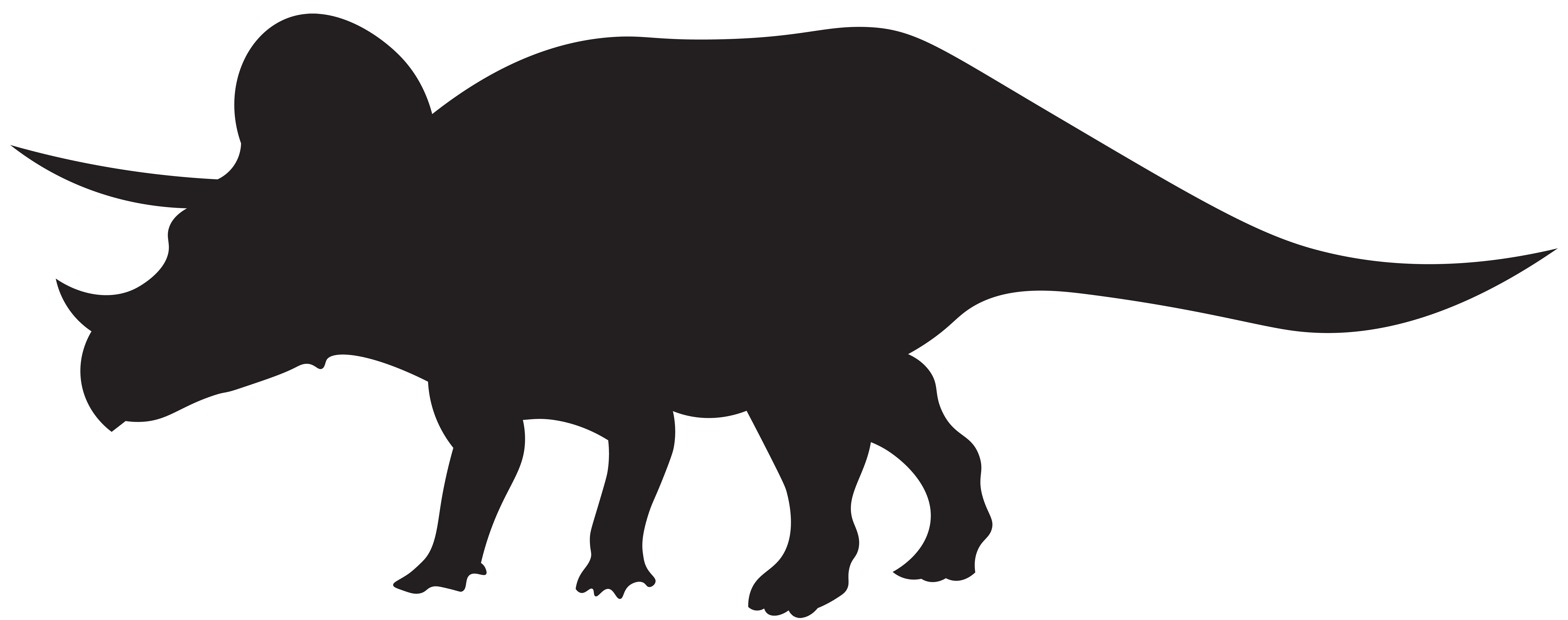 head clipart triceratops