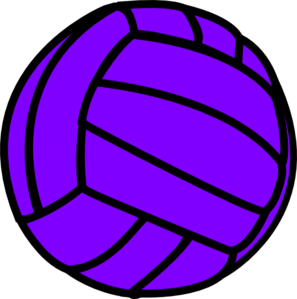 Blue clipart volleyball. Cool ball panda free
