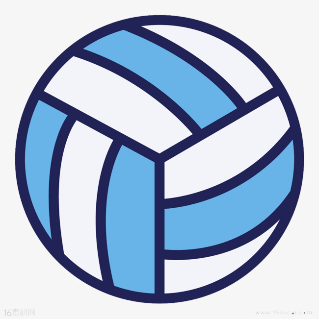 Blue clipart volleyball. Flag movement round png
