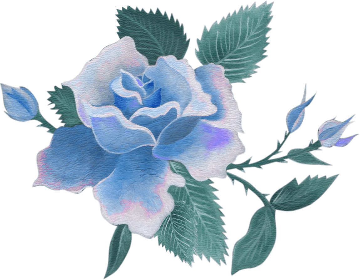 flowers for free. Blue flower png