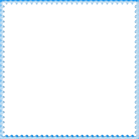 Blue frame png. Border free images toppng
