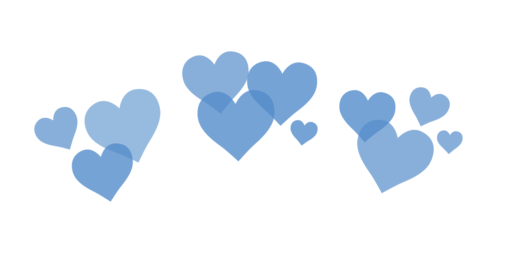 Blue hearts png, Blue hearts png Transparent FREE for download on  WebStockReview 2021