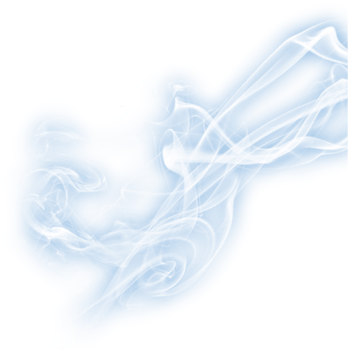 Blue smoke png. Electric transparent stickpng