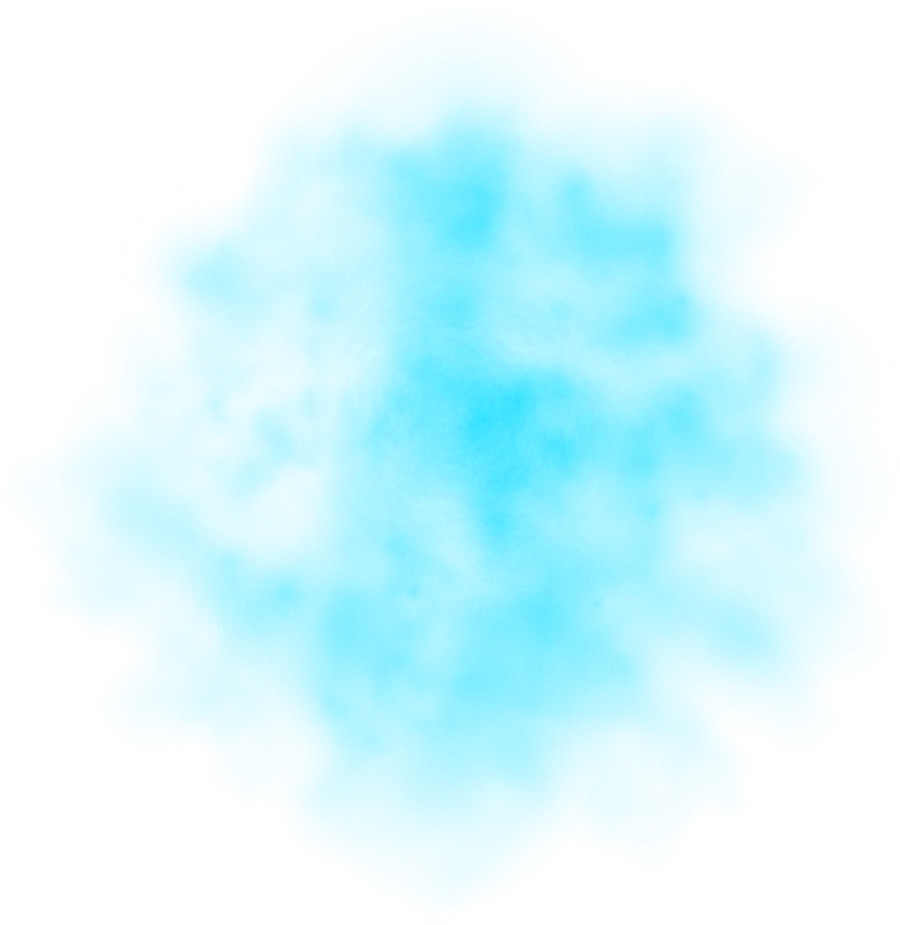 Transparent transparentpng. Blue smoke png