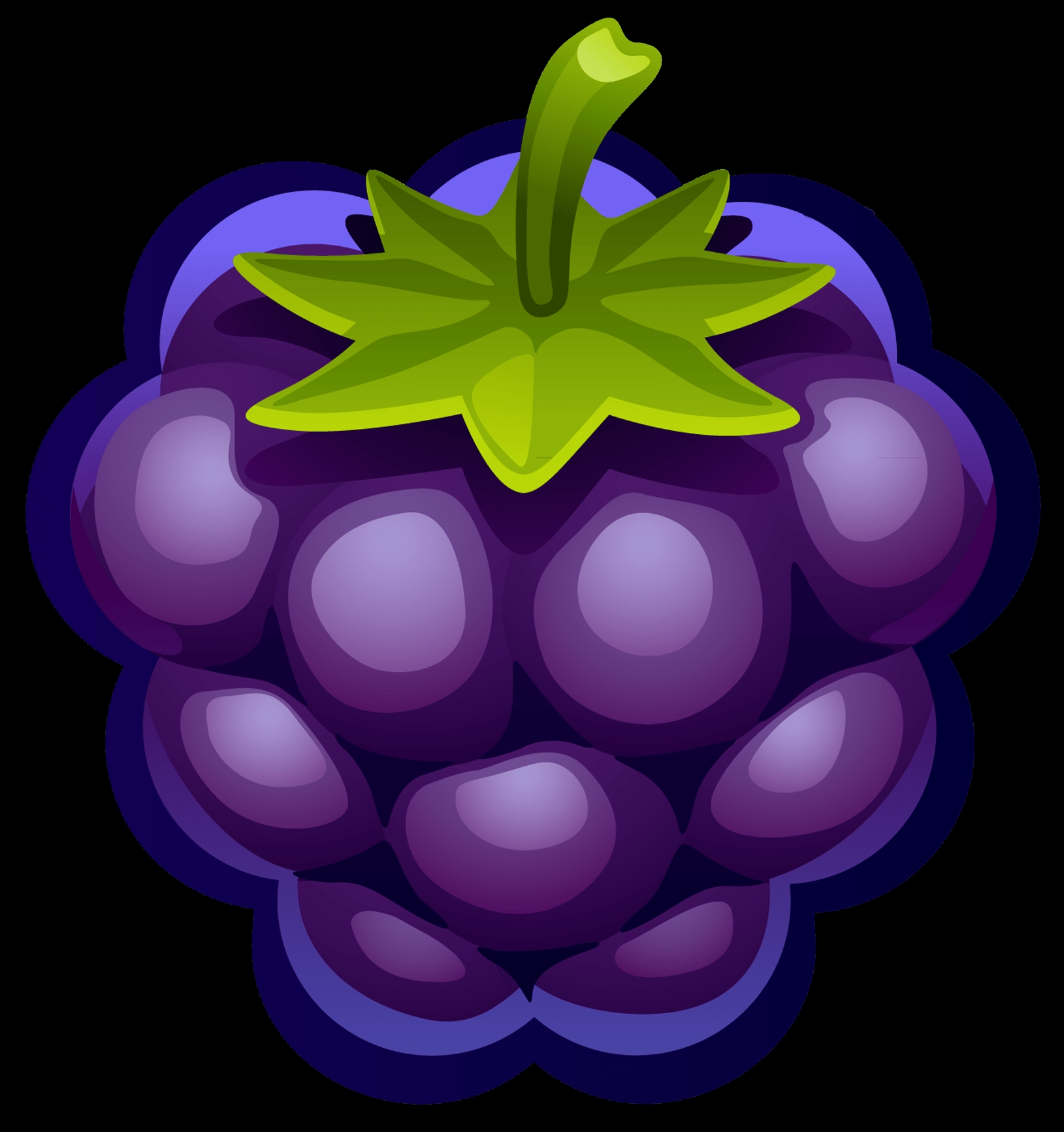 Fresh gallery digital collection. Blueberry clipart animated
