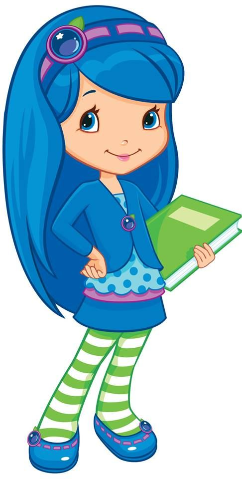 Blueberries clipart animated. Meet blueberry muffin she
