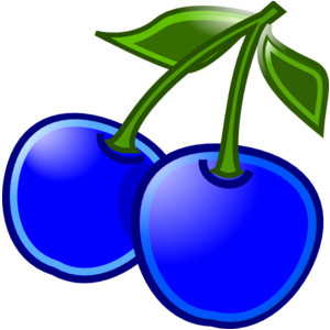 Blueberry clipart animated.