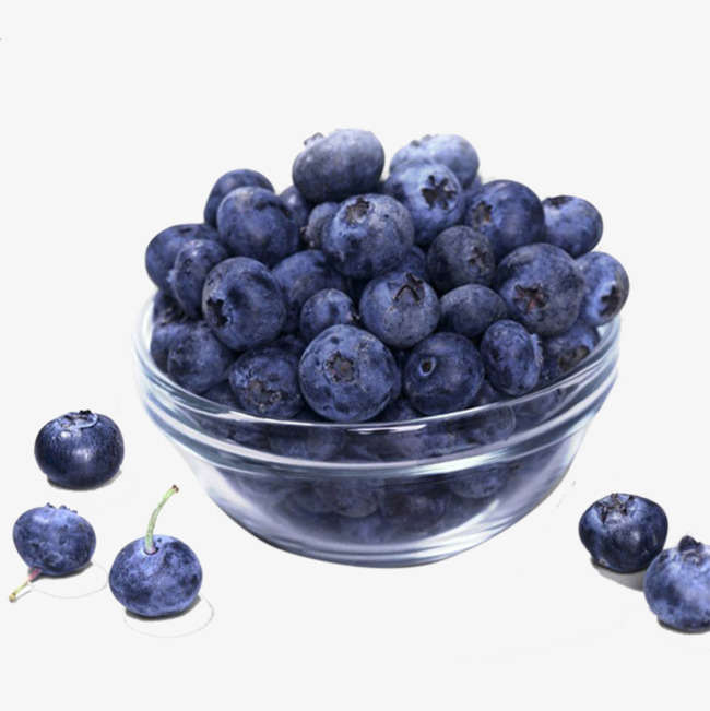 Bowl of blueberries product. Blueberry clipart juniper berry