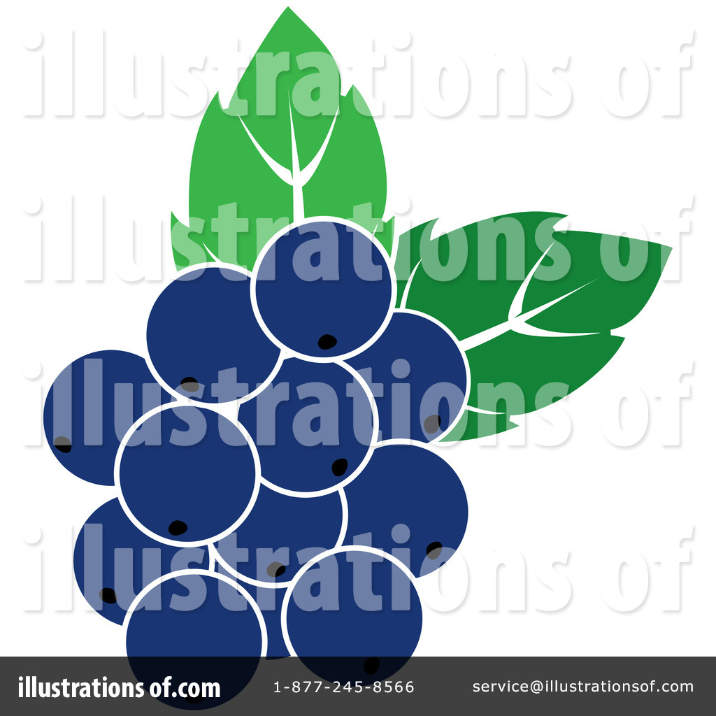 Blueberries illustration by pams. Blueberry clipart antioxidant