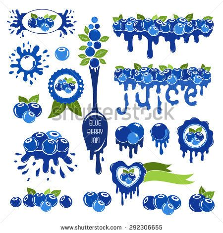 Blueberry clipart border. Image result for clip