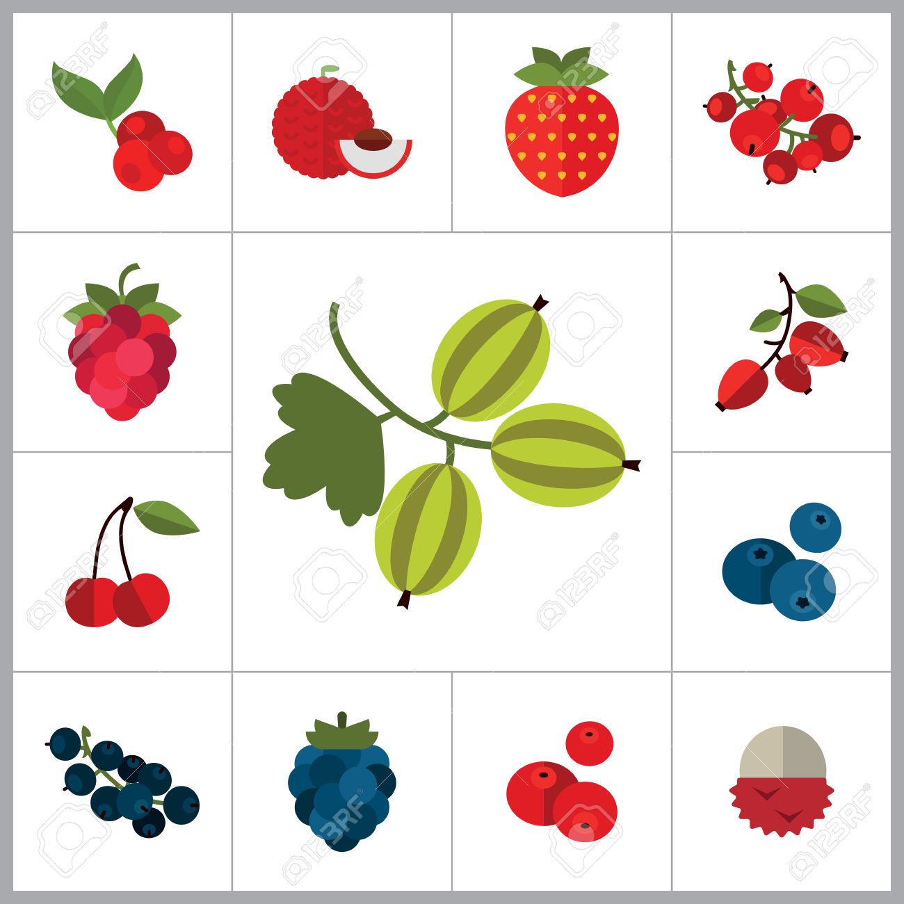 Blueberries clipart cute. Blueberry strawberry blackberry fruit