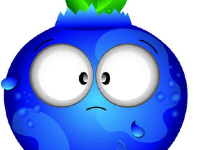 Blueberry pumpkin cliparts free. Blueberries clipart cute