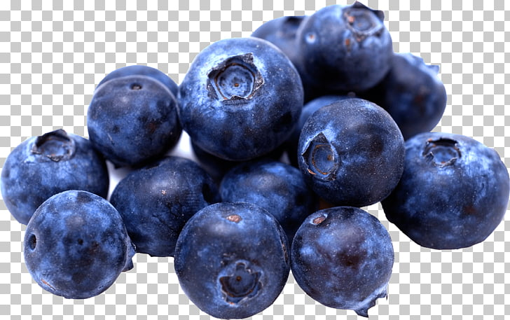 Group of blueberries raspberries. Blueberry clipart pile