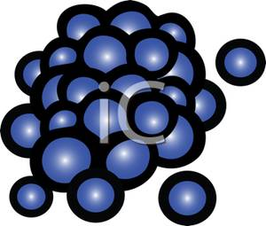 Blueberry clipart pile. Of blueberries royalty free