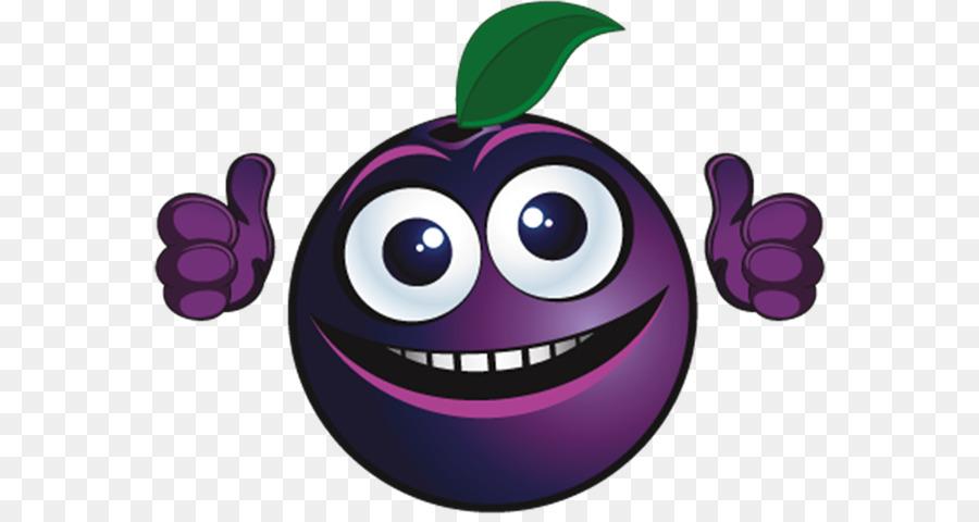 Blueberries clipart smiley face. Fruit common plum clip