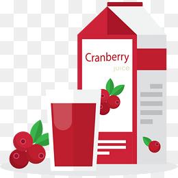 Blueberry clipart cranberry. Juice png vectors psd