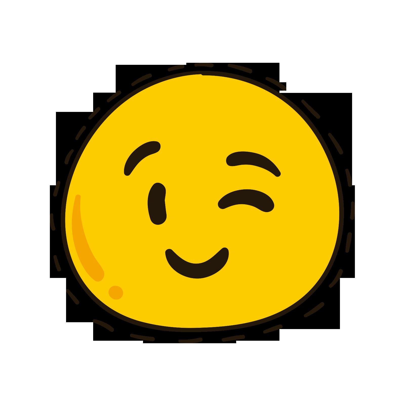 Mango clipart smiley. Emoticon feeling emoji clip