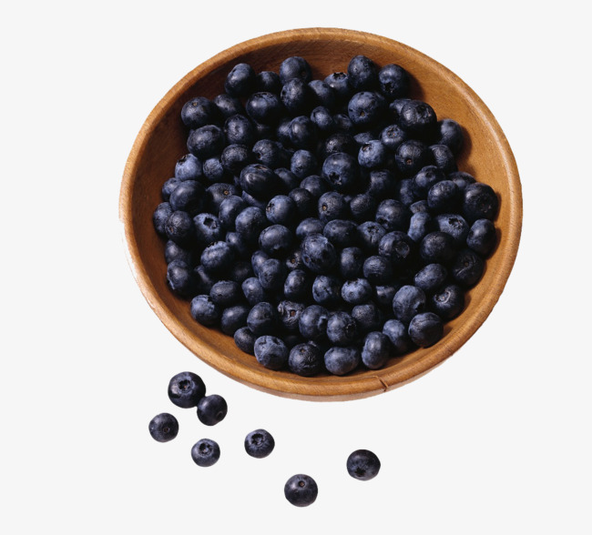 Blueberry clipart huckleberry. Bowl of blueberries delicious