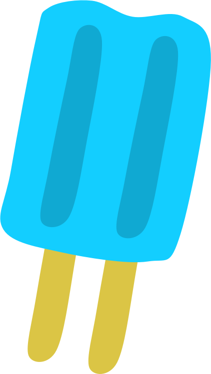 Blueberry clipart popsicle. Blue medium image png