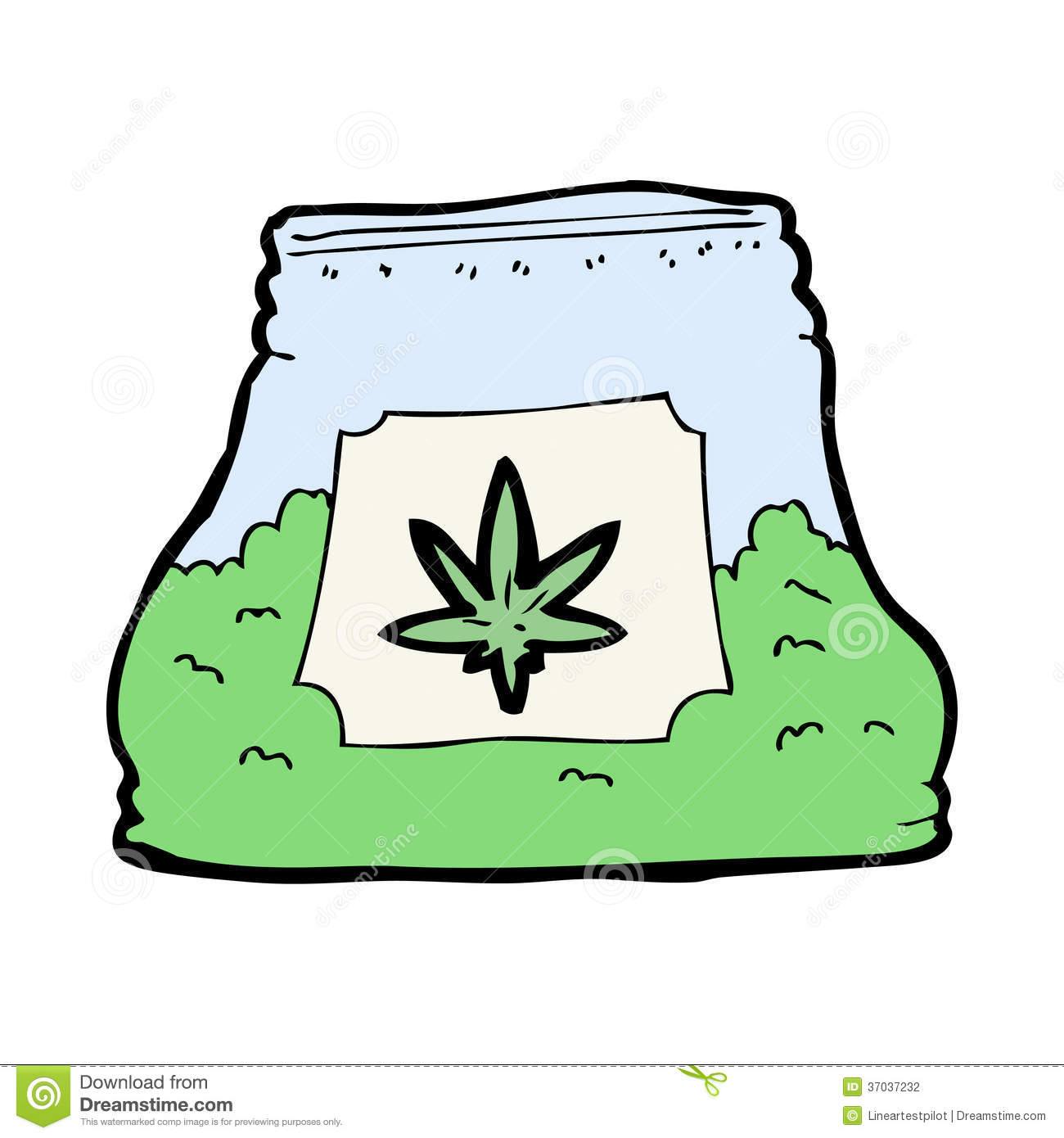 collection of weed. Blunt clipart animated